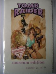 Tomb Raider #14 Pittsburgh Convention Museum Edition Ltd 25